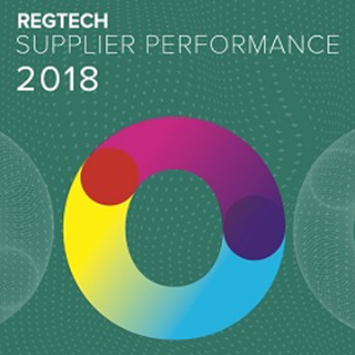 RegTech Supplier Performance